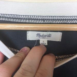 Madewell Tops - Madewell   Garçon Manqué Tomboy Varsity T-Shirt